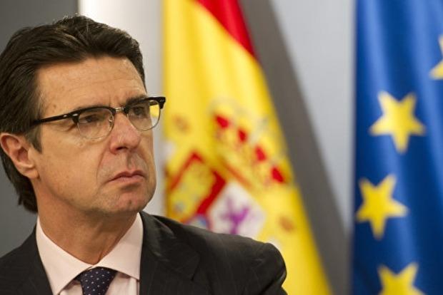 Міністр промисловості Іспанії подав у відставку через офшорний скандал