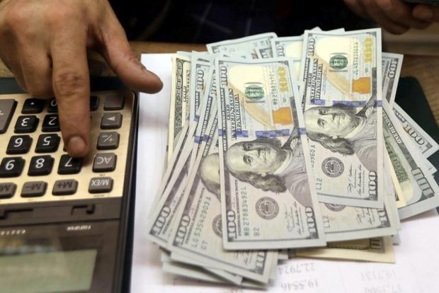 Доллар упал ниже психологической отметки