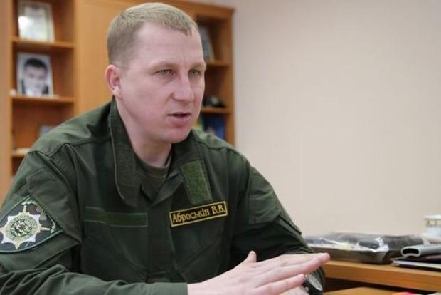 Аваков поднял Аброськина допервого заместителя руководителя Нацполиции