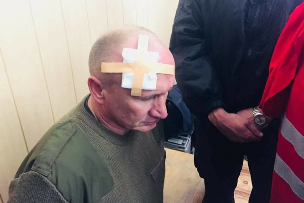 Нарушение координации и памяти: Коханивского из суда увезли в больницу скорой помощи