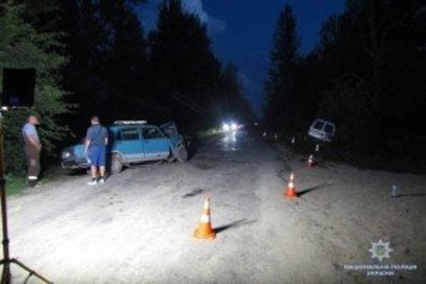 Семейная ссора на Хмельнитчине: убил жену и с трупом попал в аварию