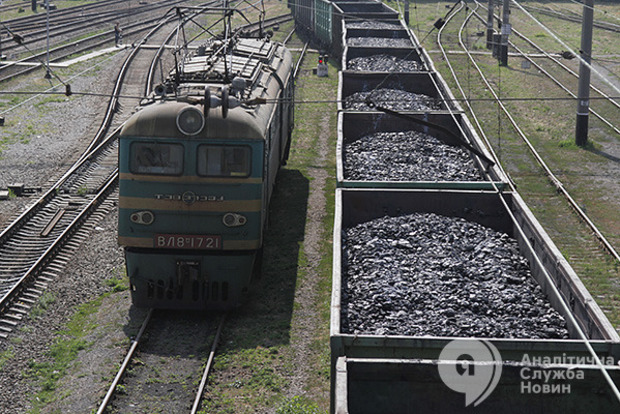 За 9 месяцев Украина купила у России угля на почти миллиард долларов