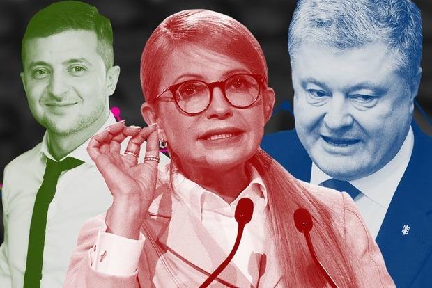 За полтора месяца до выборов: кто лидирует в президентском рейтинге