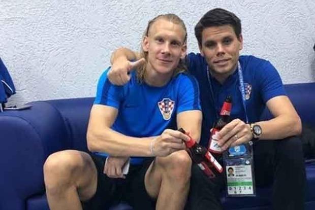 Гравці Хорватії назвали жартом привітання на адресу Динамо і України