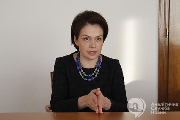 Гриневич презентовала украинский закон обобразовании вШтаб-квартире НАТО