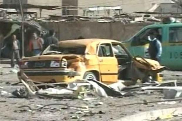 В Ираке в Багдаде взрыв: 14 человек погибли