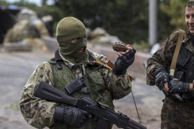 Боевики 30 раз обстреляли позиции сил АТО
