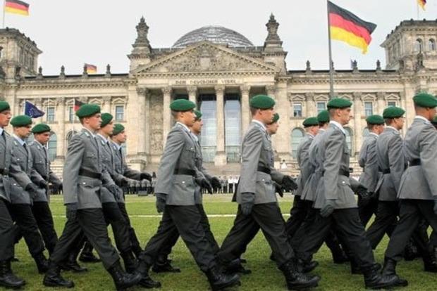 Немецкого офицера задержали по подозрению в подготовке теракта