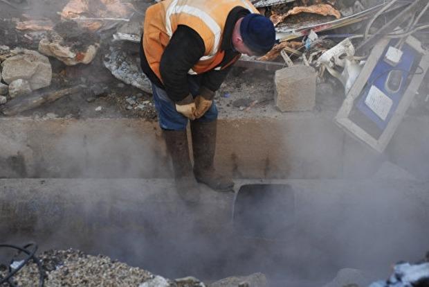 Более 15 тысяч жителей Керчи остались без отопления