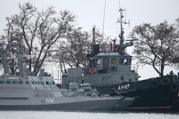 Россияне перепрятали украденные украинские катера в Керчи