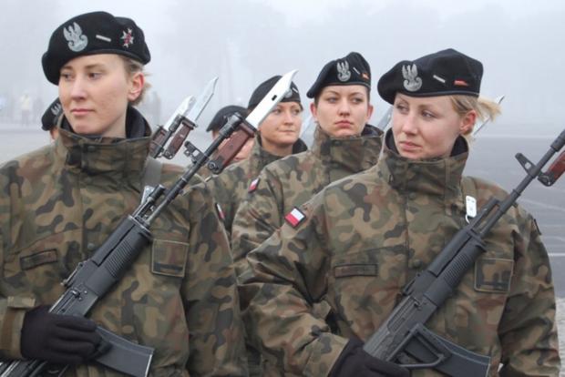В Польше планируют увеличить армию до 150 тысяч к 2019 году