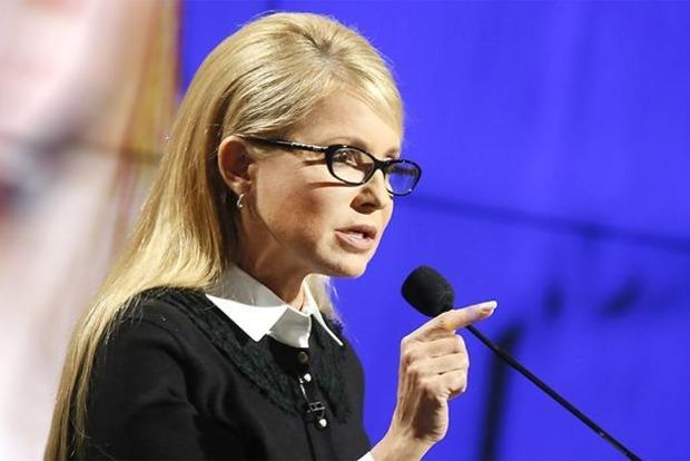 Тимошенко обвинила Порошенко в тайных договоренностях по Донбассу