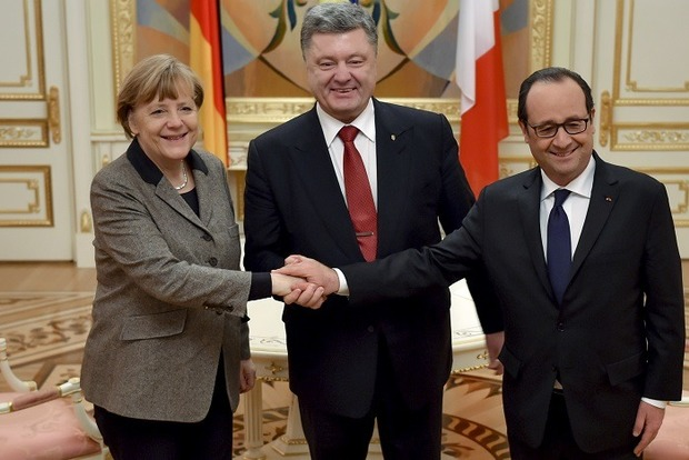 У Меркель незадоволені реалізацією Мінських угод