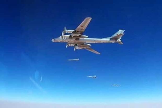 Авиация России нанесла авиаудары в Сирии, погибли 34 мирных жителя