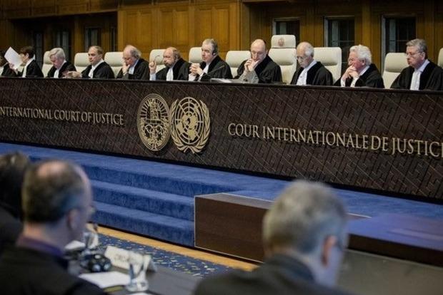 Україна привітала Росію 29 томами доказів іі злочинів у суді ООН
