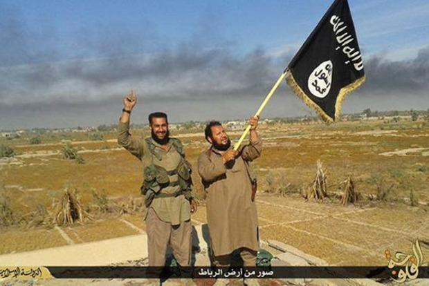 Боевики ИГИЛ использовали химоружие в Мосуле