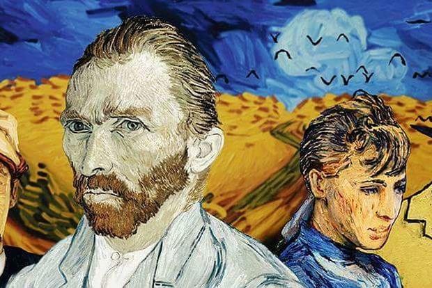 «С любовью, Винсент» - первый в мире фильм, нарисованный масляными красками на холсте