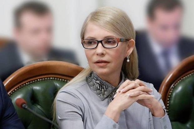 Тимошенко принесла в Раду законопроект о рынке земли 9-летней давности