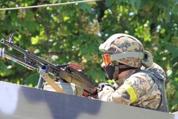 Около Авдеевки состоялся бой с ДРГ боевиков
