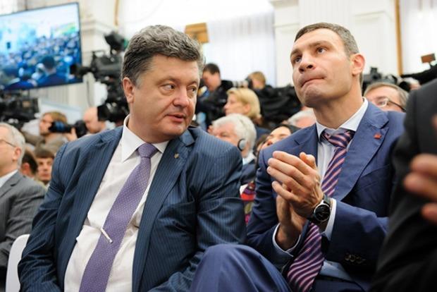 Киевсовет решил посоревноваться с Президентом
