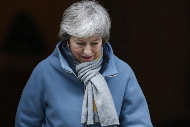 Парламент Британії в третій раз відхилив угоду по Brexit