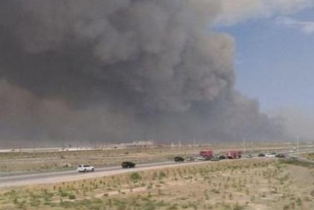 Взрыв на складе в Азербайджане: ракеты «Град» попали в дома
