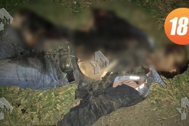 Россия «передумала»: кавказцы, застрелившие пограничника, прорывались в Украину (18+)