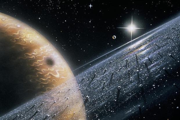 NASA показало невероятные облака на Юпитере