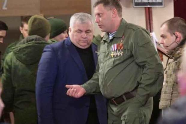 Бойовики «ДНР» висміяли свого розжирілого ватажка