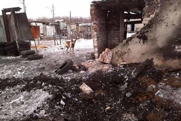 Боевики обстреляли Авдеевку. Появились жуткие фото