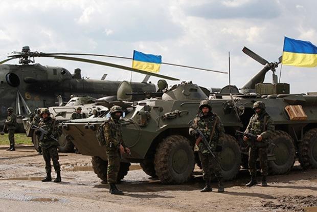 Украина поднялась на 15-е месте в глобальном индексе милитаризации