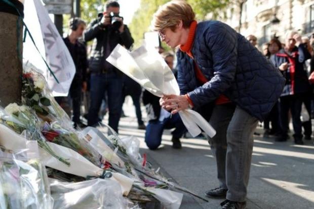 Стрельба в Париже: нападающий имел 4 судимости