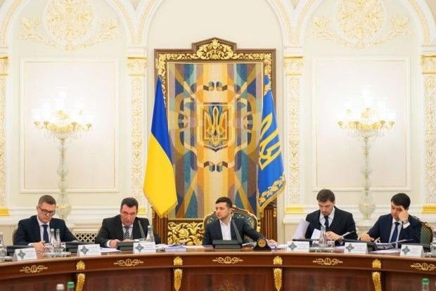 РНБО на засіданні 2 квітня затвердив список санкцій за контрабанду