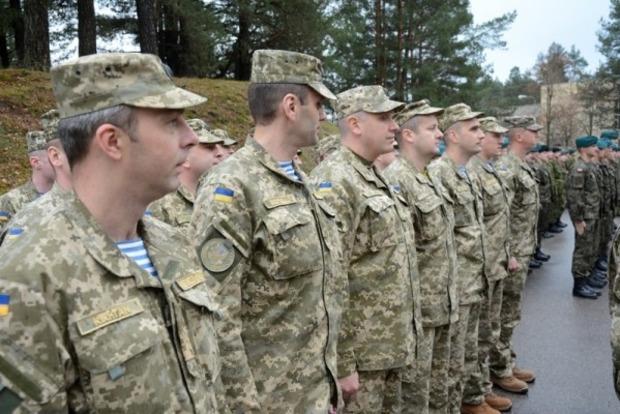 В Литве стартовали военные учения при участии ВСУ