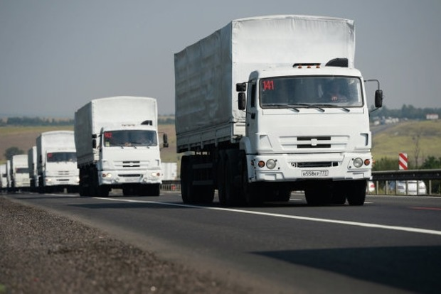 Россия готовится отправлять «гумконвои» в Сирию