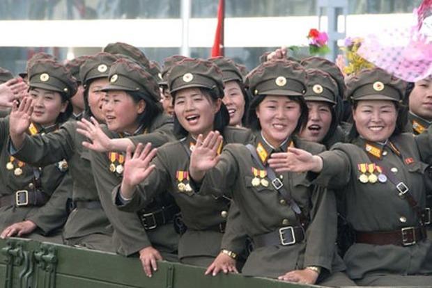 КНДР обещает потопить Японию и забить США
