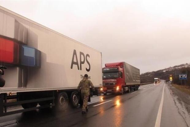 К блокированию российских фур присоединилась еще одна область