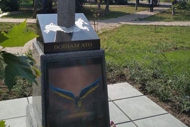 В Киеве будет установлен памятник военным, погибшим в ходе АТО