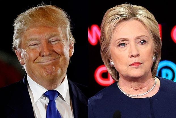 Трамп потратил на предвыборную гонку $322 млн, Клинтон - $565 млн