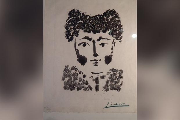 Ограбление галереи вСША: пропавшая картина Пикассо