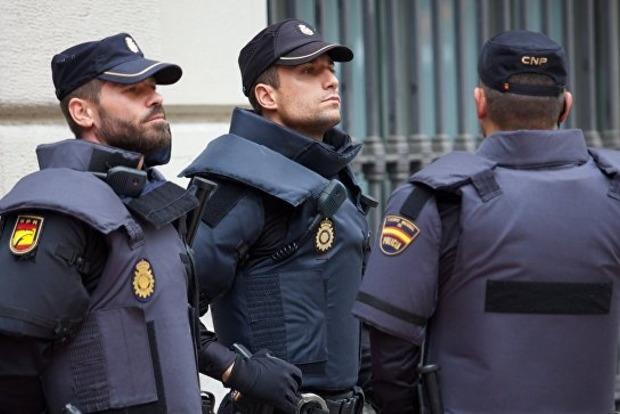 В пригороде Барселоны взорвался автомобиль с пассажиром