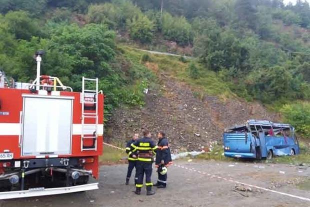ДТП автобуса з туристами в Болгарії: 16 загиблих, 27 поранених