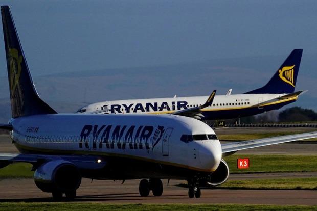55 тысяч пассажиров никуда не улетят из-за забастовки пилотов Ryanair
