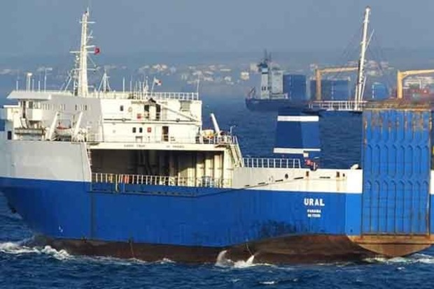 В Тунисе задержан корабль с контрабандным оружием из России
