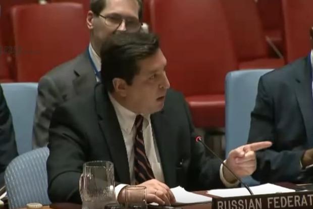 Постпред России в ООН устроил громкий скандал