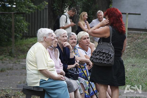Украинцы стареют быстрее россиян и белорусов