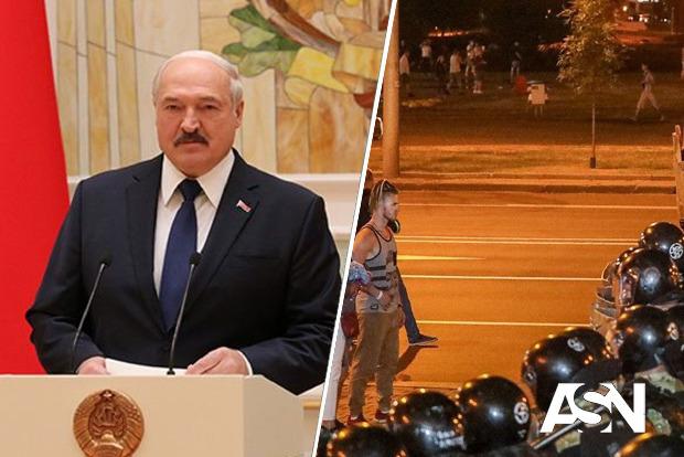 В Беларуси огласили первые итоги выборов: лидирует Лукашенко