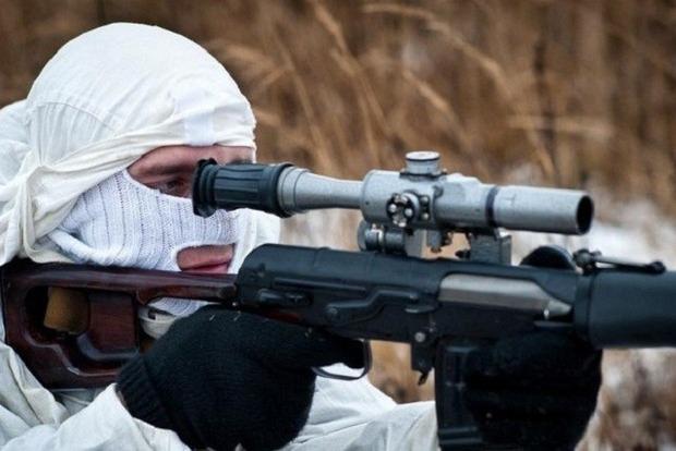 За місяць з Росії в «ЛДНР» зайшло близько ста снайперів