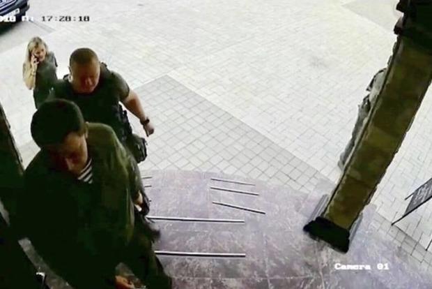 РосСМИ показали видео гибели главаря «ДНР»