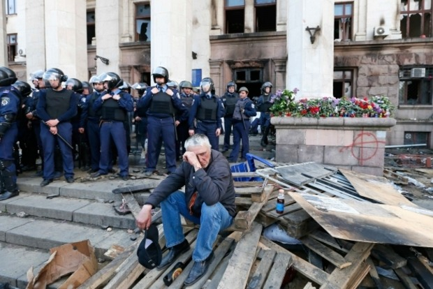 В Одессе «заминировали» Куликово поле, люди эвакуированы